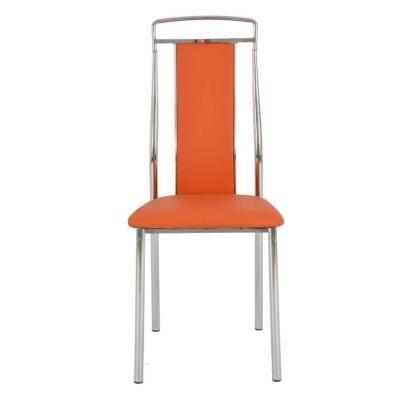 Металлический стул Y368 Orange(18007)-2