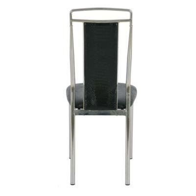 Металлический стул Y368 Black Crocodile (JX202)-1