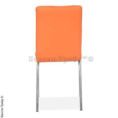 Металлический стул Y-99-2 Orange (029)-2