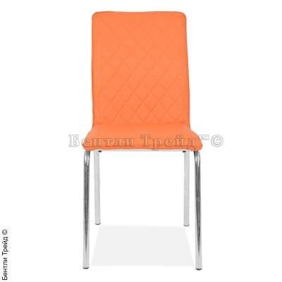 Металлический стул Y-99-2 Orange (029)-3
