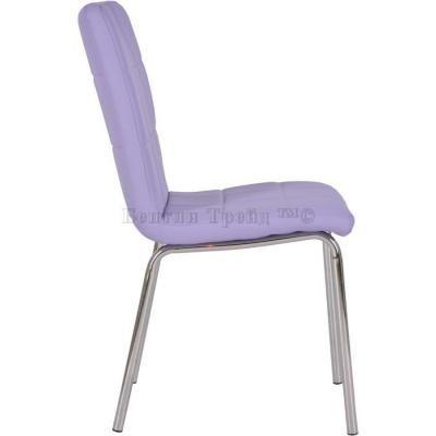 Металлический стул Y-14(C) Light purple (S70)-1