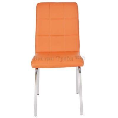 Металлический стул Y-14(C) Orange (S12)-2