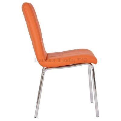 Металлический стул Y-14(C) Orange (S12)-1