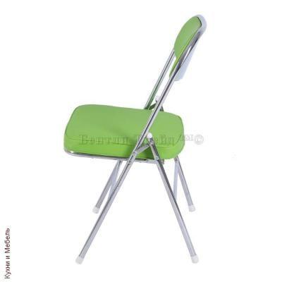 Металлический стул FX-108 Green-1