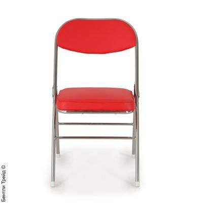 Металлический стул FX-108 Red-1