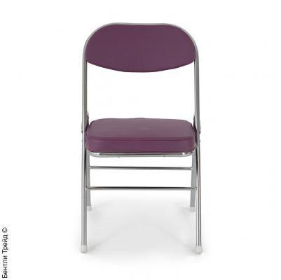 Металлический стул FX-108 Purple-1