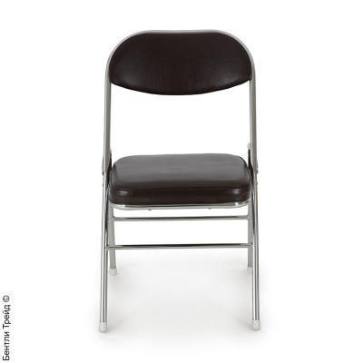 Металлический стул FX-108 Shiny black-1