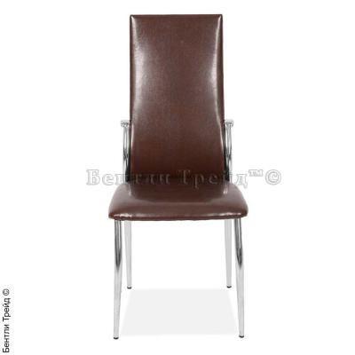 Металлический стул CK2368 Chocolate(60175)-2