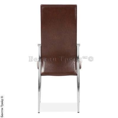Металлический стул CK2368 Chocolate(60175)-3