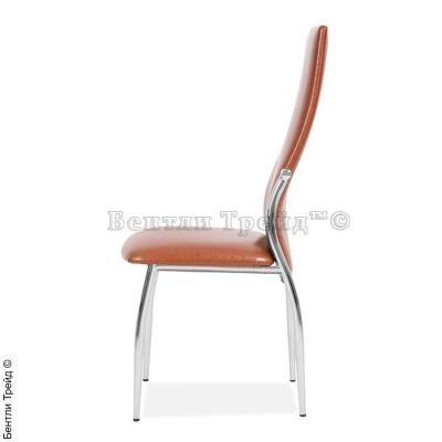 Металлический стул CK2368 Cappuccino(60173)-1