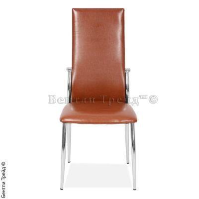 Металлический стул CK2368 Cappuccino(60173)-2
