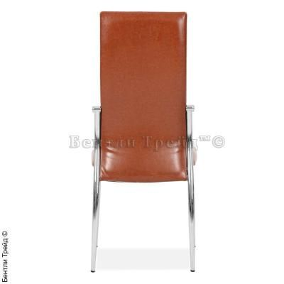 Металлический стул CK2368 Cappuccino(60173)-3