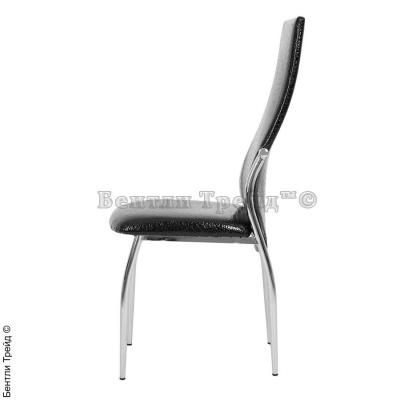 Металлический стул CK2368 Black crocodile(JX202)-1
