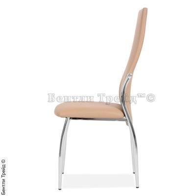 Металлический стул CK2368 Pink(R09)-1