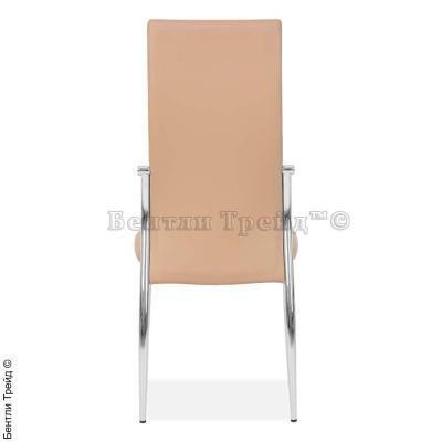 Металлический стул CK2368 Pink(R09)-3