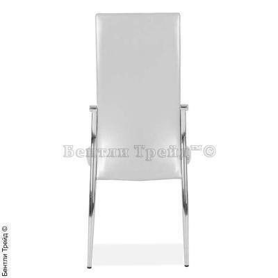 Металлический стул CK2368 Grey-Silver(40232)-3