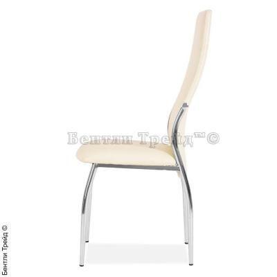 Металлический стул CK2368 Beige (H59)-1