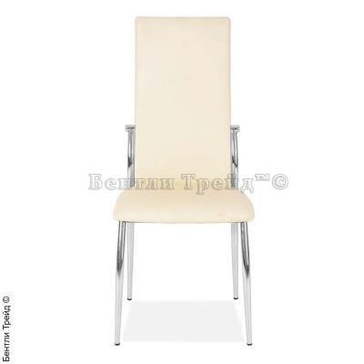 Металлический стул CK2368 Beige (H59)-2