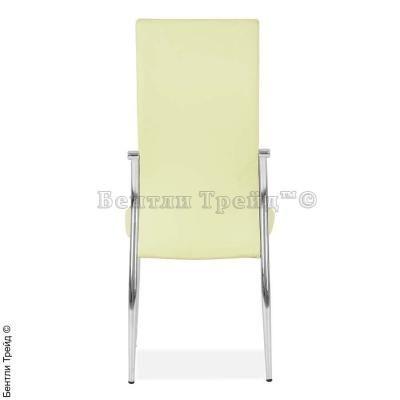 Металлический стул CK2368 Green (022)-1