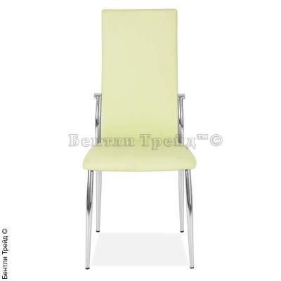 Металлический стул CK2368 Green (022)-2