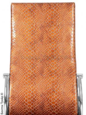 Металлический стул CK2368 Gold crocodile (078-16)-4