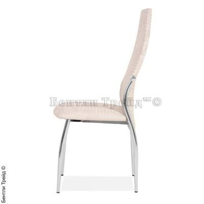 Металлический стул CK2368 Dry beige crocodile (N5852)-4