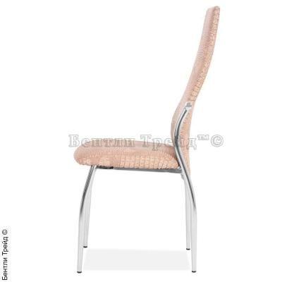 Металлический стул CK2368 Dry dust crocodile (5877)-4