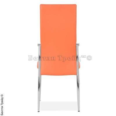 Металлический стул CK2368 Orange(18007)-1