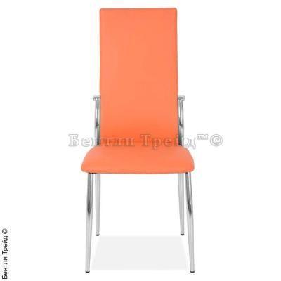 Металлический стул CK2368 Orange(18007)-2
