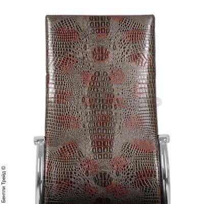 Металлический стул CK2368 Miamo crocodile(8036-5)-1