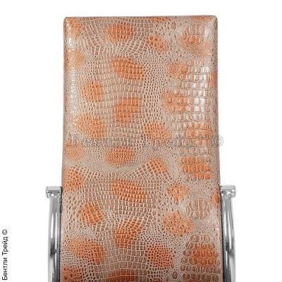 Металлический стул CK2368 Milano crocodile(8036-7)-2