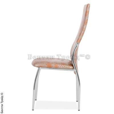 Металлический стул CK2368 Milano crocodile(8036-7)-4
