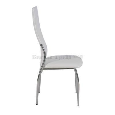 Металлический стул CK2368 Shiny White-3