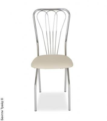 Металлический стул DY-B608 Beige(S220)-1