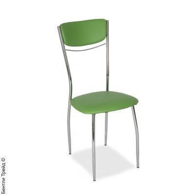 Металлический стул DY-B606 Green(R83)-1