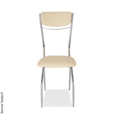 Металлический стул DY-B606 Milk(H31)-1