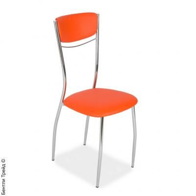 Металлический стул DY-B606 Orange(R26)-1