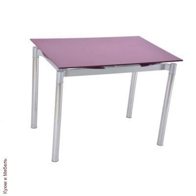 Стол обеденный TL-1128B Violet-2