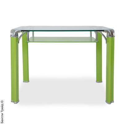 Стол обеденный T699B-4 Green-1