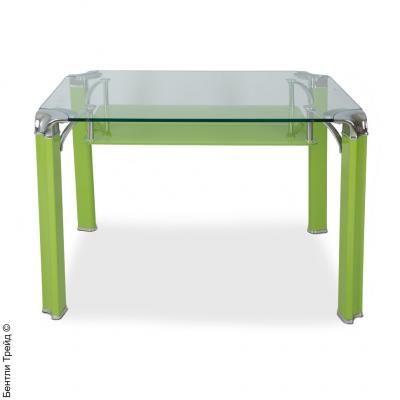 Стол обеденный T699B-4 Green-2