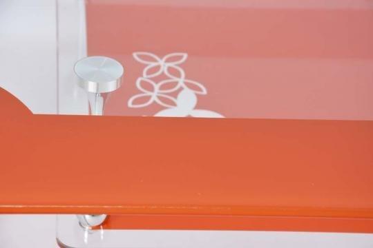 Стол обеденный B206-2 (С) Orange-1