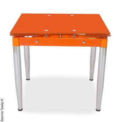 Стол обеденный раскладной B179-35(С) Orange(без цветка)-1