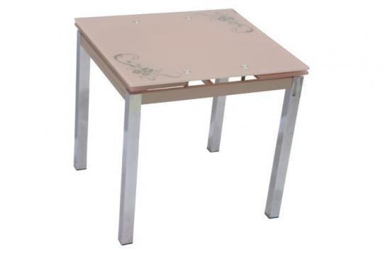 Стол обеденный раскладной B179-24 PINK(new) -1