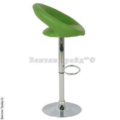 Стул барный JY-987 Green (№7)-2