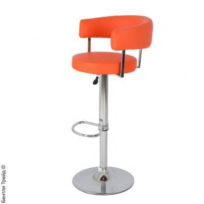 Стул барный JY-983 Orange-1