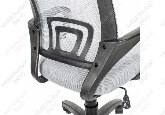 Офисное кресло Turin серое-3