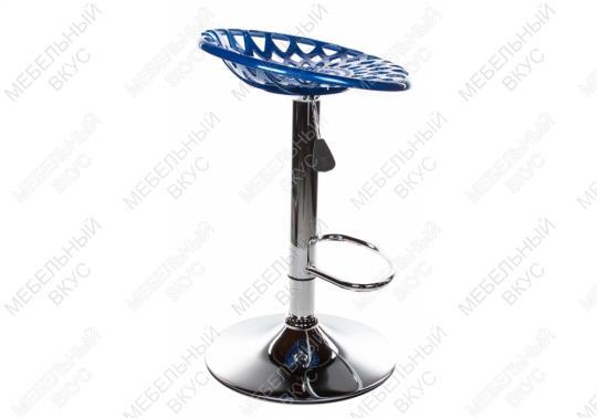 Барный стул Fly синий-4