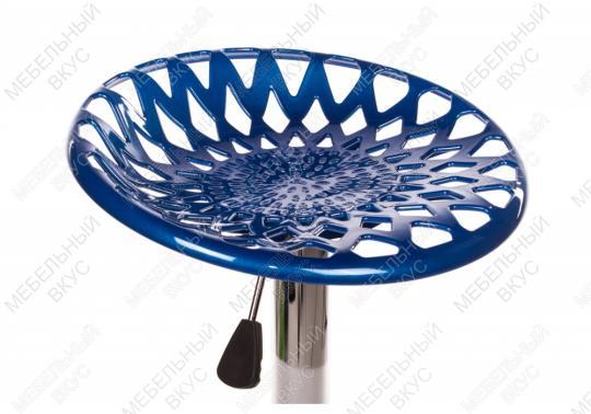 Барный стул Fly синий-3