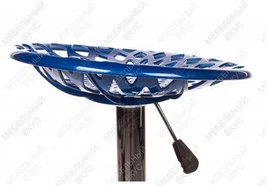 Барный стул Fly синий-2