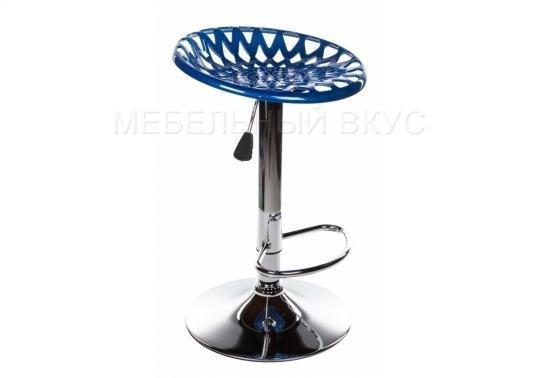 Барный стул Fly синий-1